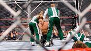 RAW HBK V The Spirit Squad Steel Cage match 3-13-06