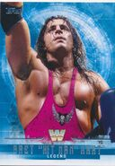 2017 WWE Undisputed Wrestling Cards (Topps) Bret Hart 62
