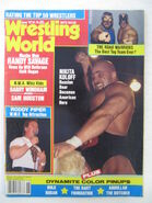 Wrestling World - June 1987