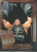 2002 WWF All Access (Fleer) Chris Benoit 56