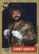 2008 WWE Heritage III Chrome Trading Cards Jimmy Garvin 77