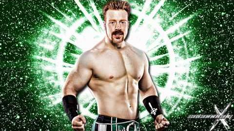 "WWE ""Written In My Face"" ► Sheamus 3rd Theme Song"