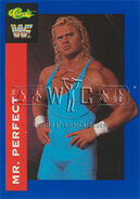 1991 WWF Classic Superstars Cards Mr. Perfect 130