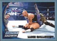 2010 WWE (Topps) Luke Gallows 10