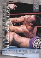 2002 WWF All Access (Fleer) Chris Benoit 15