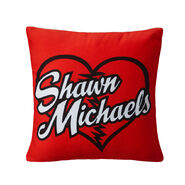 Shawn Michaels Heartbreak Kid Pillow