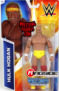 WWE Series 48 Hulk Hogan