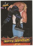 1999 WCW Embossed (Topps) Barry Windham 27