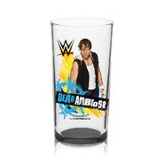 Dean Ambrose Toon Tumbler Pint Glass
