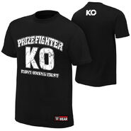 Kevin Owens KO PrizeFighter Youth Authentic T-Shirt