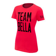 The Bella Twins Team Bella Women's Authentic T-Shirt