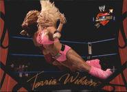 2004 WWE Divas 2005 (Fleer) Torrie Wilson 47