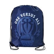 Roman Reigns One Versus All Drawstring Bag