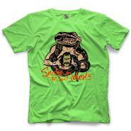Snake The Jake Roberts T-Shirt