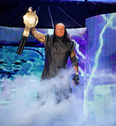 Undertaker Heavyweight champion