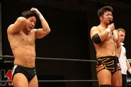W-1 WRESTLE-1 Sunrise Tour 2015 - Night 1 7