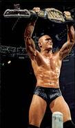 2011 Topps WWE Champions Wrestling Randy Orton 10