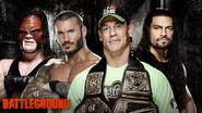 BG 2014 Fatal 4-Way match