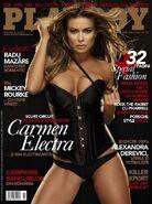 Playboy - April 2009 (Romania)