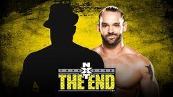 NXT END Almas vs. Dillinger