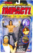 TNA Wrestling Impact 2 Jeff Hardy