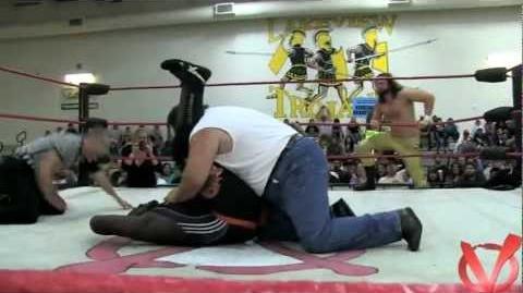 Vendetta Pro Wrestling Episode 8 (11 28 12) (HD)