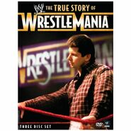 WWE True Story of WrestleMania DVD