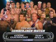Eddie Guerrero vs Kurt Angle