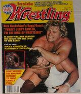 Inside Wrestling - August 1983