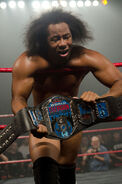 Jay Lethal ROH World TV Champion