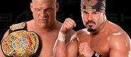 Kane ECW Champion vs. Chavo