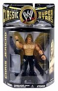 WWE Wrestling Classic Superstars 21 Chris Jericho