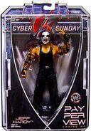 Jeff Hardy (Cyber Sunday) Jakks Figure