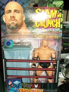 WCW Slam N'Crunch Goldberg