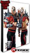 Road Warriors (Hawk & Animal) - WWE 16x20 Canvas Print
