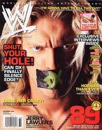 WWE Magazine December 2006