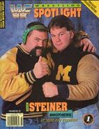 WWF Wrestling Spotlight 23