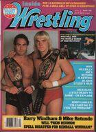 Inside Wrestling - March 1986