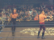 Taker and Kane house shows 2