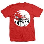 Fred Ottman Ottman Gimmicks T-Shirt