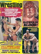 Sports Review Wrestling - May 1975