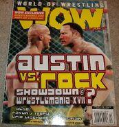 WOW Magazine - April 2001