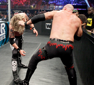 Kane attacking edge