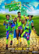 Money in the Bank 2017 poster