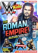 WWE Magazine - Roman Reigns