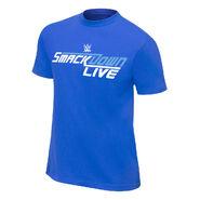 WWE Team SmackDown Live T-Shirt.