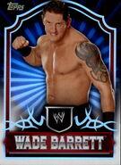 2011 Topps WWE Classic Wrestling Wade Barrett 74