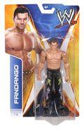 WWE Series 36 Fandango