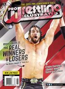 Pro Wrestling Illustrated - August 2015