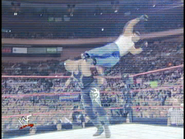 Royal Rumble 2000 Sexay dropkick